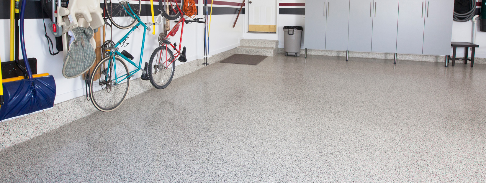 Garage Epoxy Floors Lafayette, LA